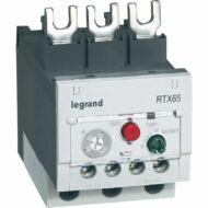 Kép illusztráció: Legrand 416683 RTX3 65 hőkioldó relé 9-13A nem differenciális termikus túlterhelésrelé