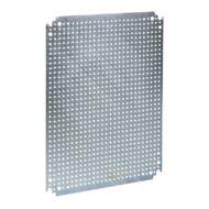Schneider NSYMF53 Mikroperforált szerelőlap  500x300