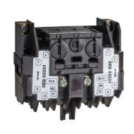 Schneider XEDS3231 visszatérő kontaktblokk - 2-pólus - elölről szerelve