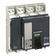 Schneider 33477 NS 1000 L 4P fix kézi vezérlésű készülék mellső csatlakozás Micrologic 2.0