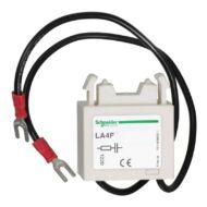 Schneider LA4FVP szűrő-modul - TeSys F - feszültségf. ell. (csúcs-korl.) - 127-240 V AC/DC