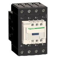 Schneider LC1DT60AM7 4 pólusú Everlink mágneskapcsoló AC1 415V 60A, tekercs. 220V AC 50/60Hz