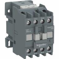 Schneider LC1E0910Q6 EasyPact TVS mágneskapcsoló 3P(3 NO) - AC-3 - <= 440 V 9A - 380 V AC tekercs