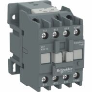Schneider LC1E2510F7 EasyPact TVS mágneskapcsoló 3P(3 NO) - AC-3 - <= 440 V 25A - 110 V AC tekercs