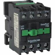 Schneider LC1E3201Q5N EasyPact TVS mágneskapcsoló 3P(3 NO) - AC-3 - <= 440 V 32A - 380 V AC tekercs