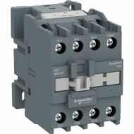 Schneider LC1E3810B7 EasyPact TVS mágneskapcsoló 3P(3 NO) - AC-3 - <= 440 V 38A - 24 V AC tekercs