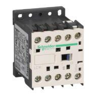 Schneider LC1K0601FC7 védőrelé TeSys LC1-K - 3-pólusú - AC-3440 V 6 A - tekercs 127 V AC