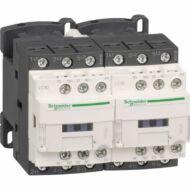 Schneider LC2D09ZL Kisfogy. DC, 4kW/9A (400V, AC3), csavaros csatlakozás, 1Z+1NY