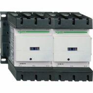 Schneider LC2D1506F7 TeSys D irányváltó mágneskap - 3P(3 NO) - AC-3 - <= 440 V 150 A - 110 V AC tek