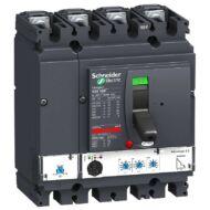 Schneider LV430781 4P4D Micrologic 2.2 100A NSX160F komplett megszakító