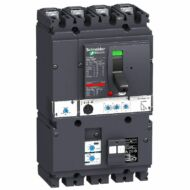 Schneider LV430980 4P4D Micrologic 2.2 160A Vigi MH NSX160F komplett megszakító