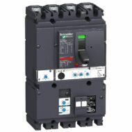 Schneider LV430995 4P4D Micrologic 2.2 160A Vigi MH NSX160B komplett megszakító
