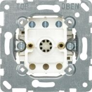 Schneider MTN317100 MERTEN Forgatógombos Ventilátor kapcsoló, 10A