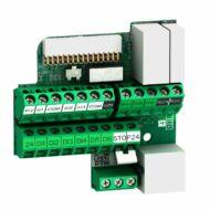 Schneider VW3A36201 I/O vezérlőkártya az ATV320 kompact frekvenciaváltóhoz