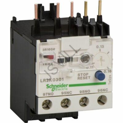 Kép illusztráció: Schneider LR7K0310 TeSys Knem differential termikus túlármvédelmi relé2.6...3.7 Aosztály 10A
