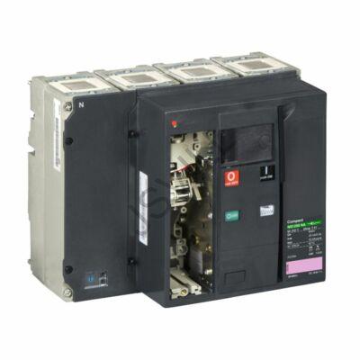 Kép illusztráció: Schneider 33447 NS 1250 NA 4P szakaszolókapcsoló fix készülék, villamos hajtás