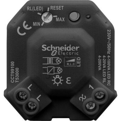 Kép illusztráció: Schneider CCT99100 MERTEN Univerzális LED fényerőszabályzó modul, 200 VA
