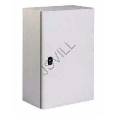 Kép illusztráció: Schneider Himel NSYS3D12830 S3D elosztószekrény H1200xW800xD300 teli ajtóval