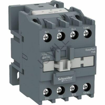 Kép illusztráció: Schneider LC1E3210R6 EasyPact TVS mágneskapcsoló 3P(3 NO) - AC-3 - <= 440 V 32A - 440 V AC tekercs