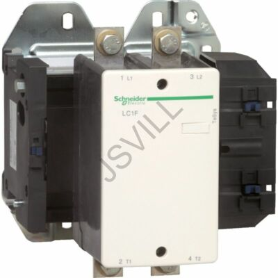 Kép illusztráció: Schneider LC1F4002 Mágneskapcsoló, AC1, 500A, kétpólusú