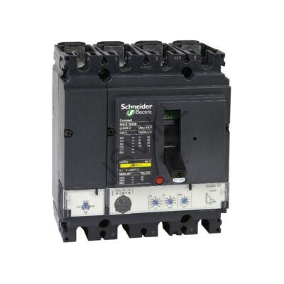Kép illusztráció: Schneider LV430750 4P4D Micrologic 2.2 160A NSX160B komplett megszakító